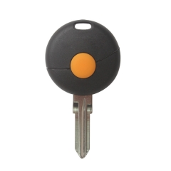 Smart Remote Key Shell 1 bouton pour Benz 10pcs / lot
